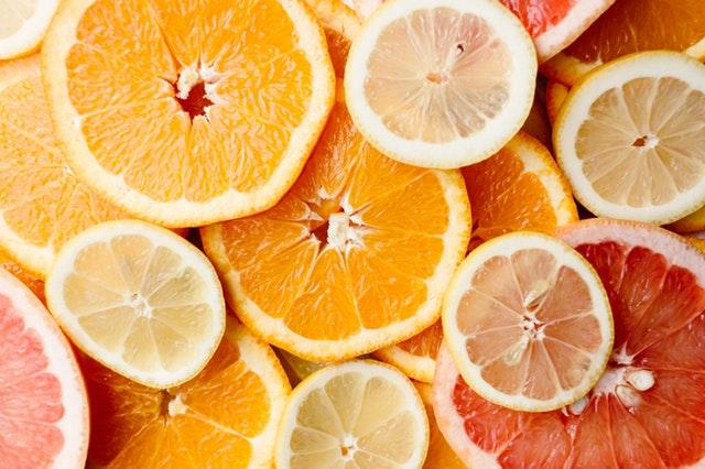 Beneficios de consumir cítricos